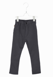Lotiekids AW1920 - 5 pockets stretch cotton fleece pants