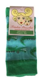 Fräulein Prusselise - Sokken Krokodillen