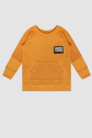 Minikid AW20 - Sweatshirt Mustard