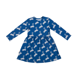 Malinami AW20 - Dress Hare On Monaco Blue