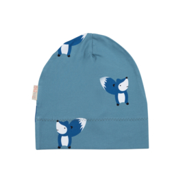 Malinami AW20 - Beanie Fox On Blue