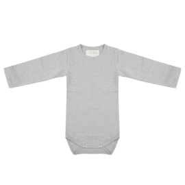 Little Indians - Body Longsleeve Grey Melange
