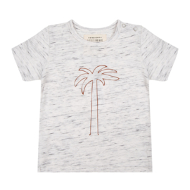 Little Indians  - T-shirt Palm Marble