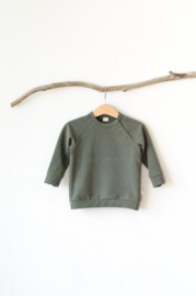 Sleepyfox AW20 - Sweater Groen