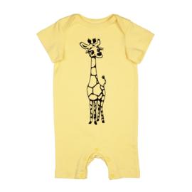 Dadamora SS20 Romper Giraffe