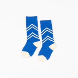 Albababy AW20 - Annie Knee Socks Snorkel Blue
