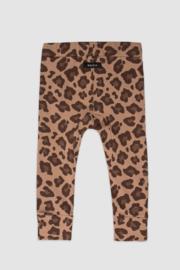 Minikid  - Relaxed Leopard Joggers
