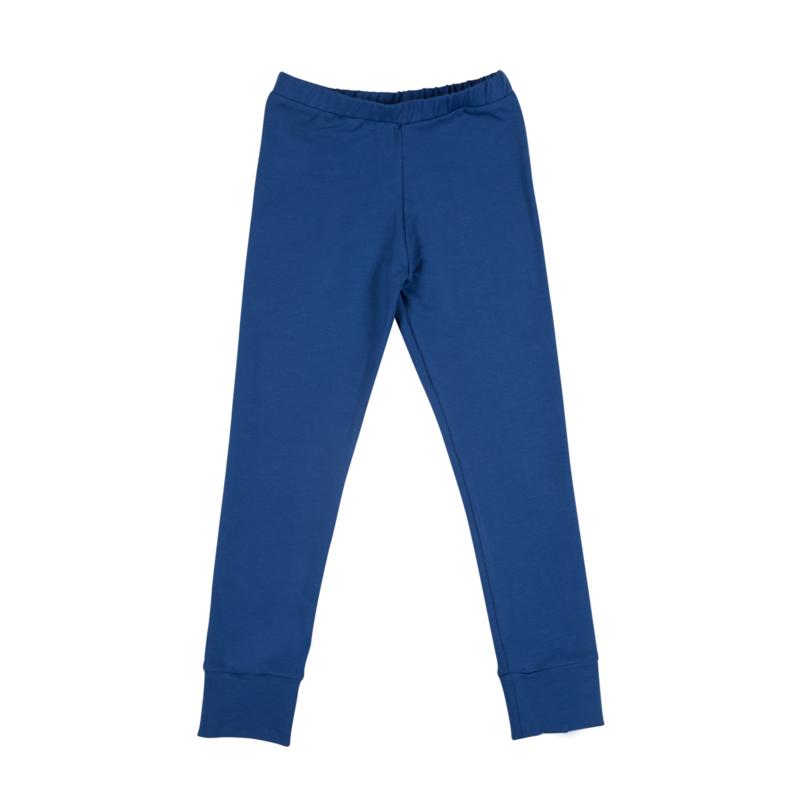 Malinami AW20- Leggings Monaco Blue
