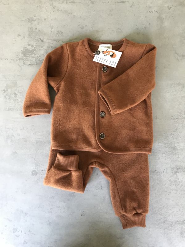 Sleepyfox AW20 - Baby Set Fleece