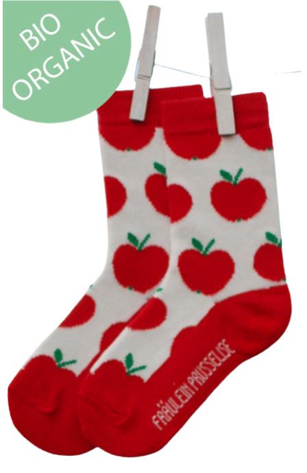 Fräulein Prusselise - Sokken Rode Appels