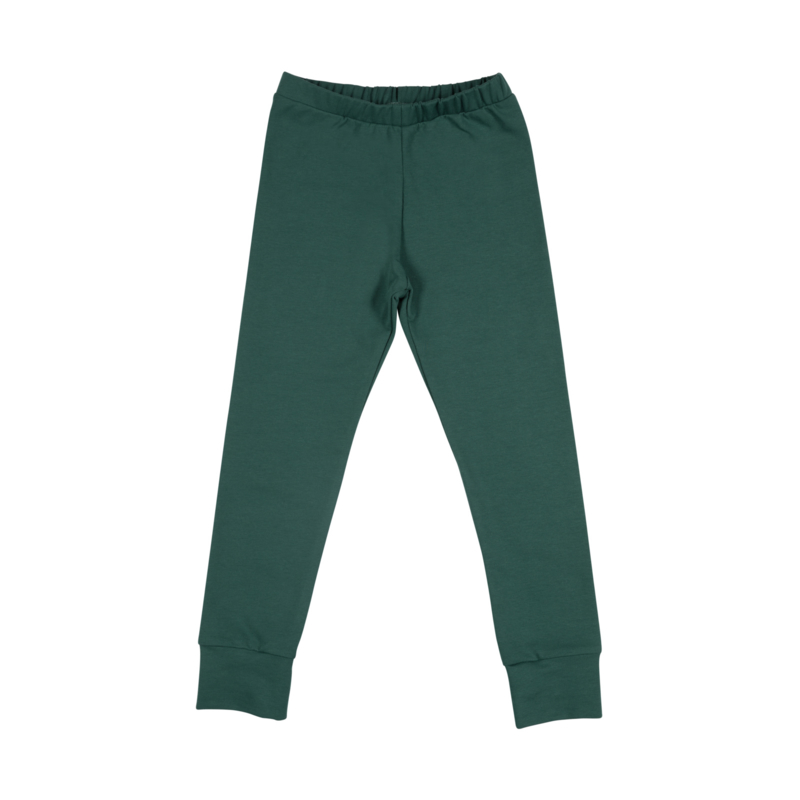 Malinami AW20- Leggings Dark Green