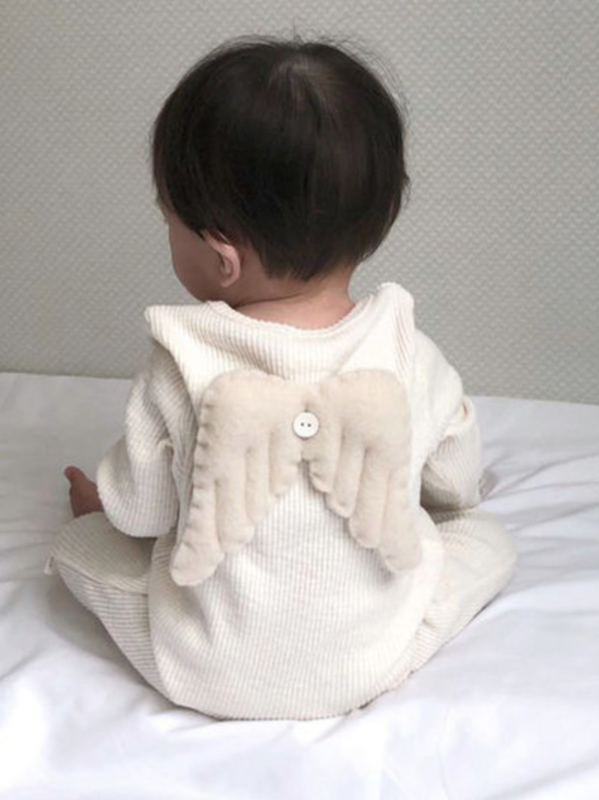Lala - Angel Suit Off White