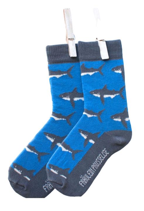 Fräulein Prusselise - Sokken Haaien