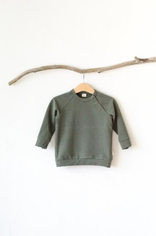 Sleepyfox AW20 - Sweater Groen