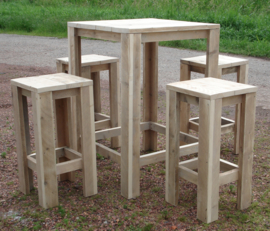 Barset steigerhout