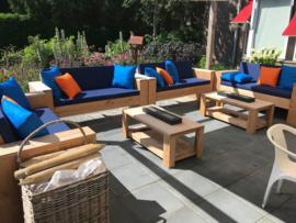 Loungebanken en Vuurtafels voor Fidesta 't Vissershûs