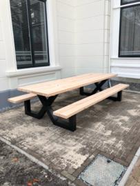 Picknick Tafel X-Frame