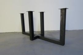 Stalen M frame