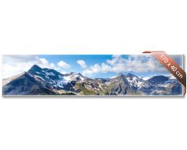 Glazen infrarood verwarmingspaneel 820