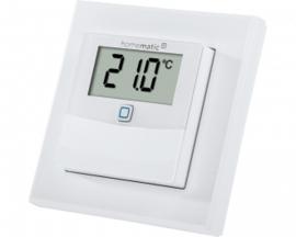 Homematic IP WIT - slimme digitale thermostaat zonder instelwiel