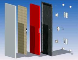 Fotopaneel infrarood verwarming 350