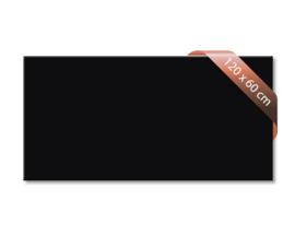 Vitramo wand paneel 800 w Zwart