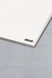 Emaille witte panelen