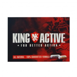 King Active - 2 caps