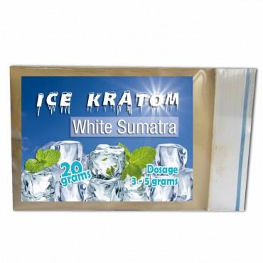 Ice Kratom - White Sumatra - 20 gr