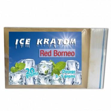 Ice Kratom - Red Borneo - 20 gr