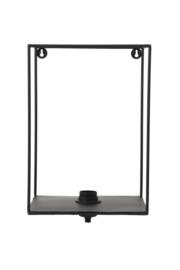 Wandlamp  RAIKO mat zwart