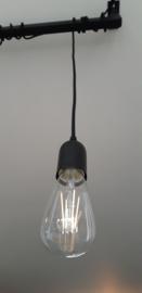 Loftbarlamp industrieel.