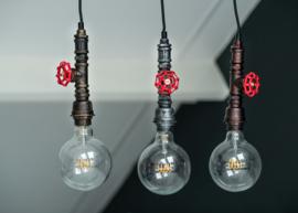 brandweer slang  lamp