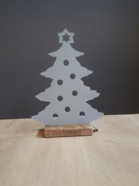 Kerstboom metaal