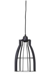 Hanglamp AMIRA draad industrieel grijs