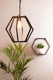 Hanglamp BRESCA mat zwart