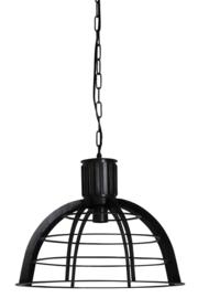 Hanglamp IMARY draad donker brons.
