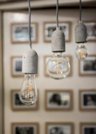 Beton hanglamp