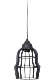 Design hanglamp BRACHA industrieel grijs
