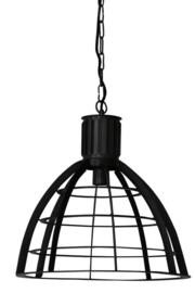 Hanglamp  IMANY draad donker brons