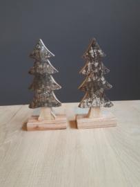 Kerstboom boomschors