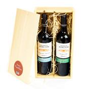 Kerstpakket organic fine wine