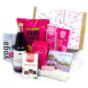 Kerstpakket organic love