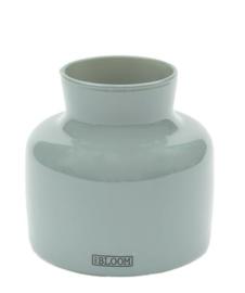 Vase Rouen S old bleu