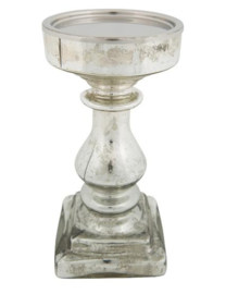 Candlestand Arreco antique smoke