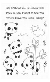 My Favorite Things|| Stempels & snijmallen|| Panda pals|| Nieuw