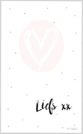Minikaart ||Liefs