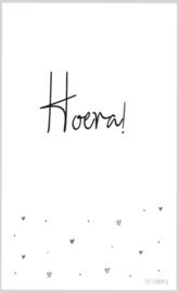 Minikaart ||Hoera