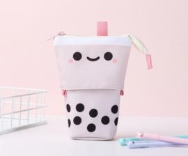 Uitschuifbare Etui ||Cute Boba Milk Tea