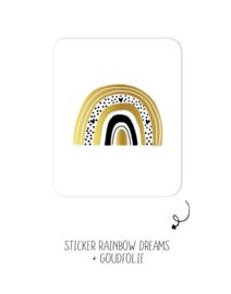 Stickers ||Rainbow Dreams ||10 stuks